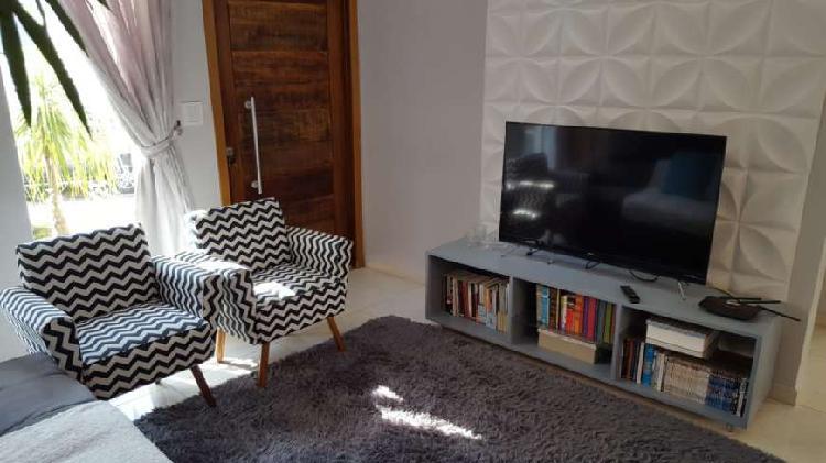 Casa de condomínio com 3 quartos à venda, 103 m² por r$