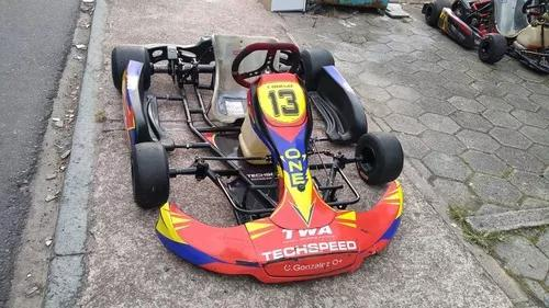 Kart chassis tech speed e birel