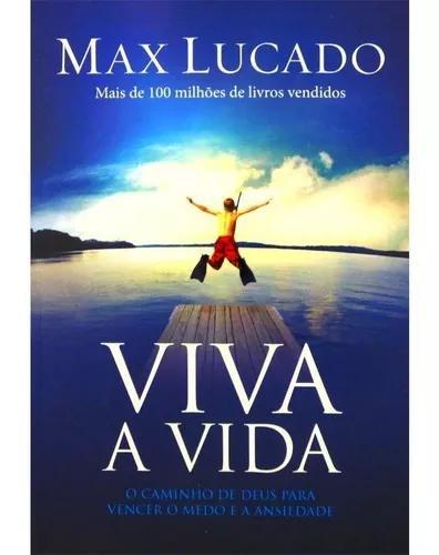 Livro max lucado - viva a vida (s
