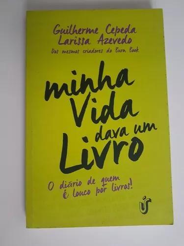 Livro minha vida dava um livro