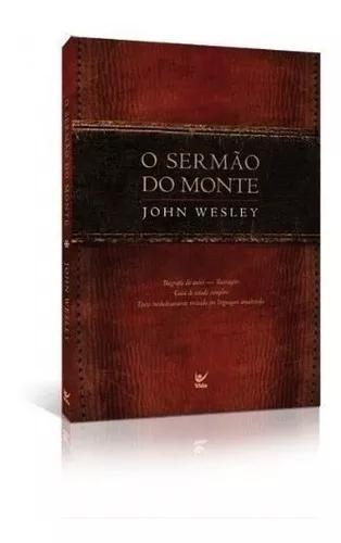 Livro sermão do monte john wesley