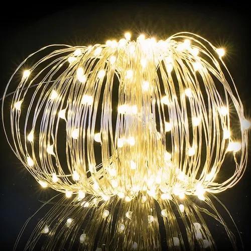 Luz corda ao ar livre fada luzes noite multimodais opcional