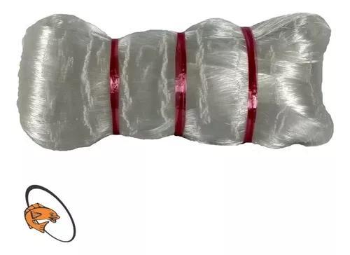 Pano rede malha 8 (40mm) fio0,40 alt3,84 - 100mts promoção