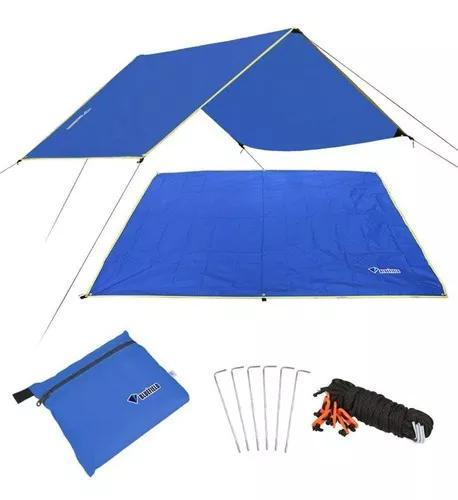 Portátil toldo rooftop abrigo tenda camping piquenique