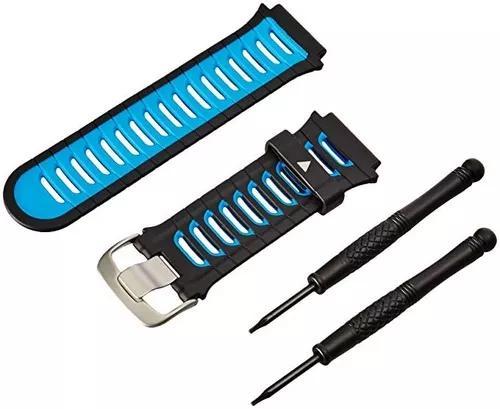 Pulseira garmin forerunner 920xt preto/azul original