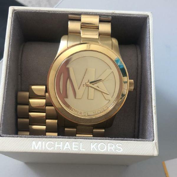 Relógio mk original luxo