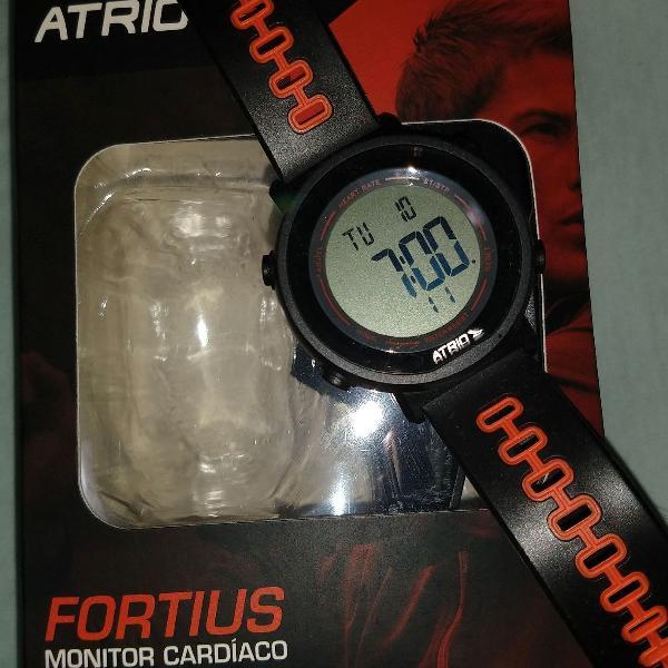 Relógio com Monitoramento Cardíaco
