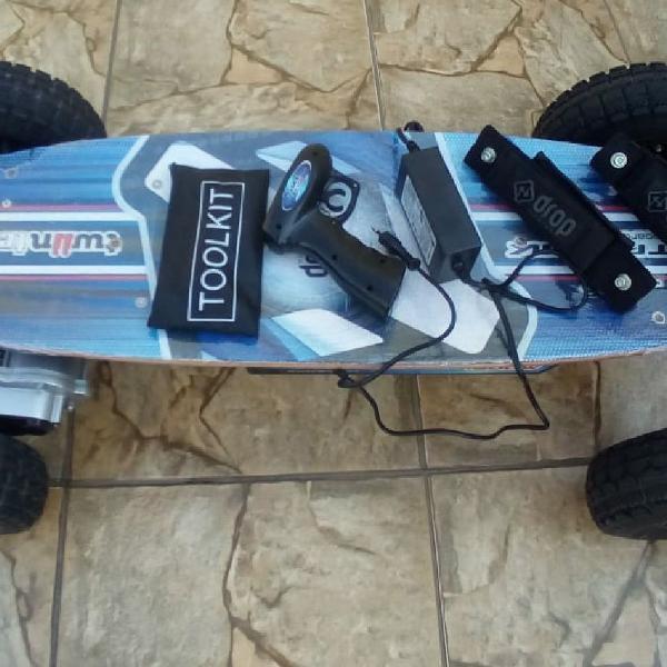 Skate elétrico sk8 tronik twiin tech 1600