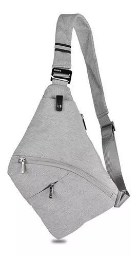 Sling bag masculino front cross body bag