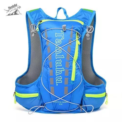 Tanluhu 679 15l ao ar livre mochila hidratação pacote para