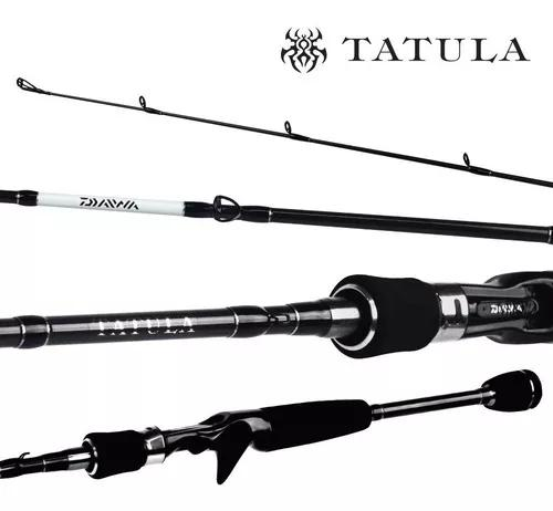 Vara daiwa tatula 1,83m 15-25lbs carretilha lançamento