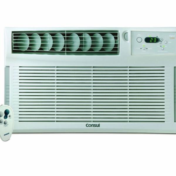 Ar condicionado de janela 110v 12.000 btu cônsul