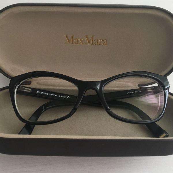 Armação óculos de grau max mara