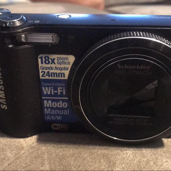 Câmera samsung wi-fi