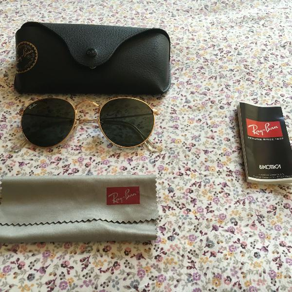 Culos ray ban round rb3447 001