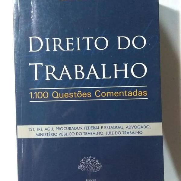 Direito do trabalho 1100 questões