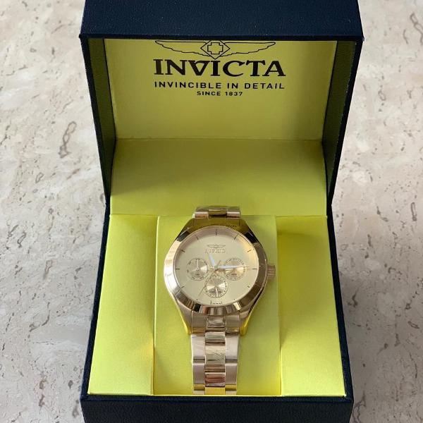 Invicta relógio angel lady 12466 original