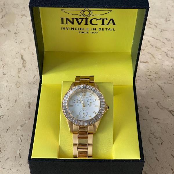 Invicta relógio angel lady 28452 original
