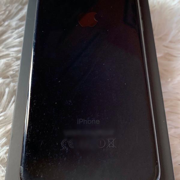 Iphone 7 plus - 128gb - jetblack (preto brilhante)