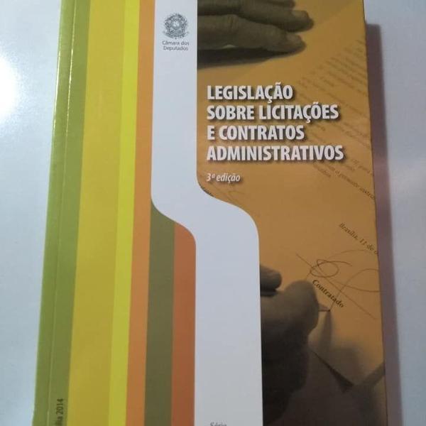 Legislação sobre licitações e contratos