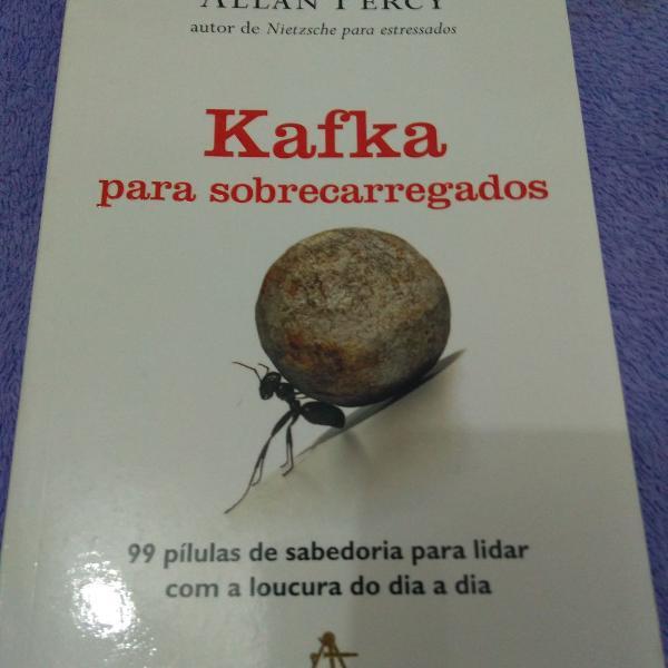 Livro kafka para sobrecarregados