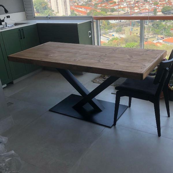 Mesa estilo industrial decorepallet