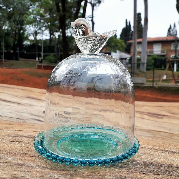 Mini redoma blue