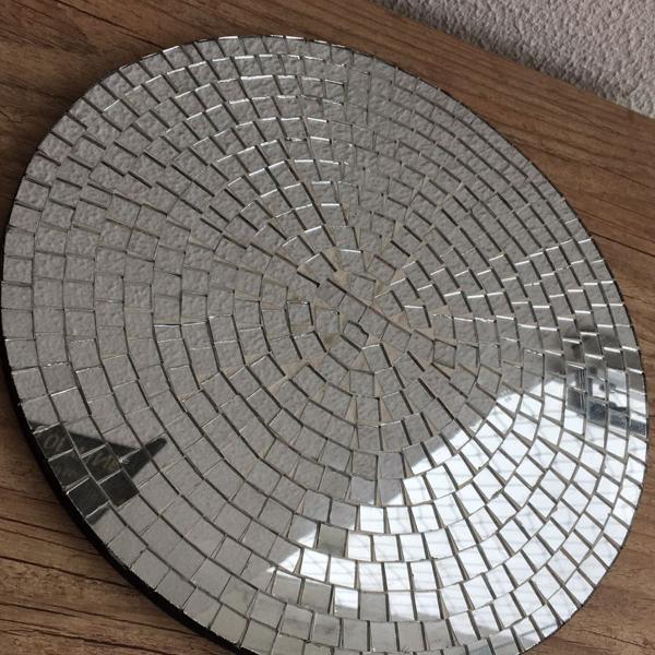 mosaico espelhado tok stok