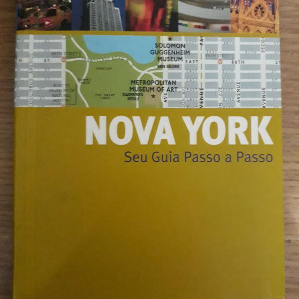 Nova york seu guia passo a passo