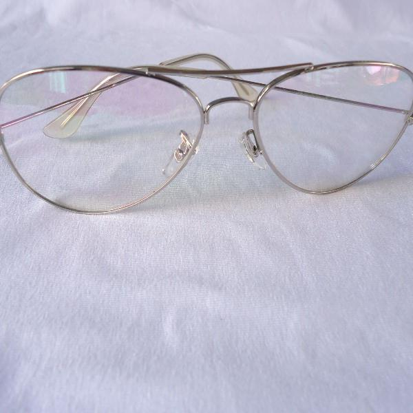 Oculos armação p/ grau ray ban