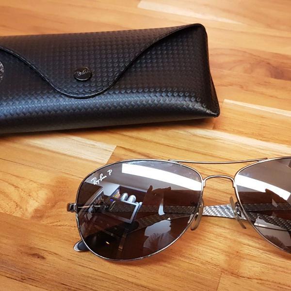Oculos aviador ray ban pro
