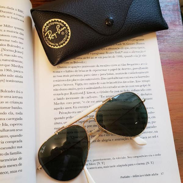 Oculos ray ban aviator