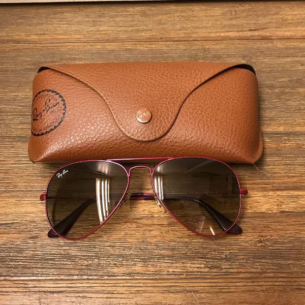 Oculos rayban aviador original
