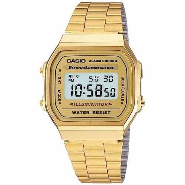 Relógio casio digital vintage/retrô a168
