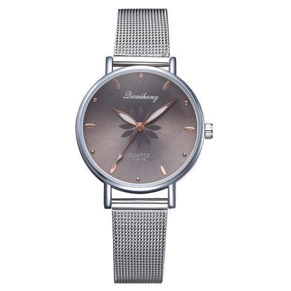 Relógio de pulso quartzo feminino - rel9