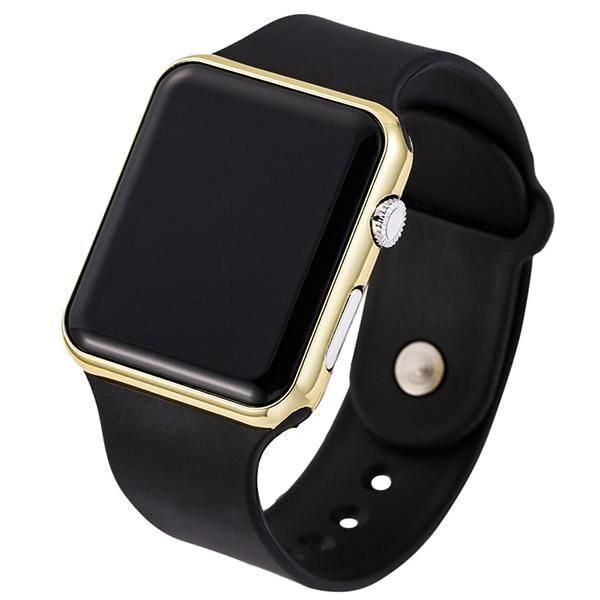 Relógio de pulso quartzo unissex - rel4