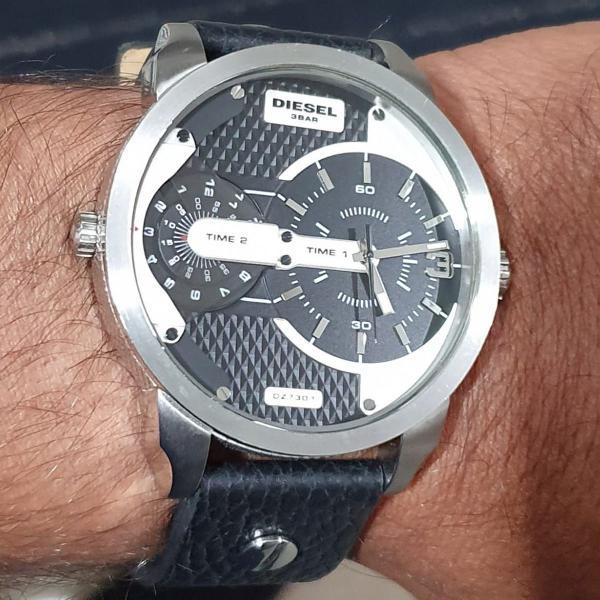 Relógio diesel dz7307/0pn - original