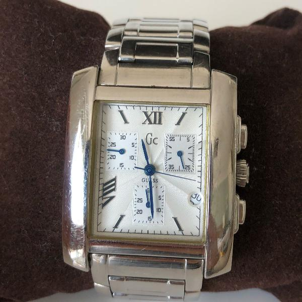 Relógio fashion (modelo unissex) - marca guess