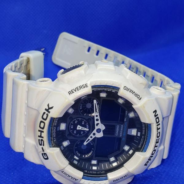 Relógio g shock branco original