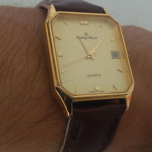 Relógio mathey tissot