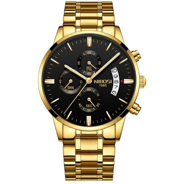 Relógio nibosi 100% funcional original com caixa