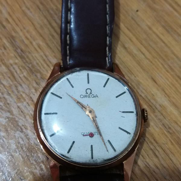 Relógio omega ferradura antiguidade