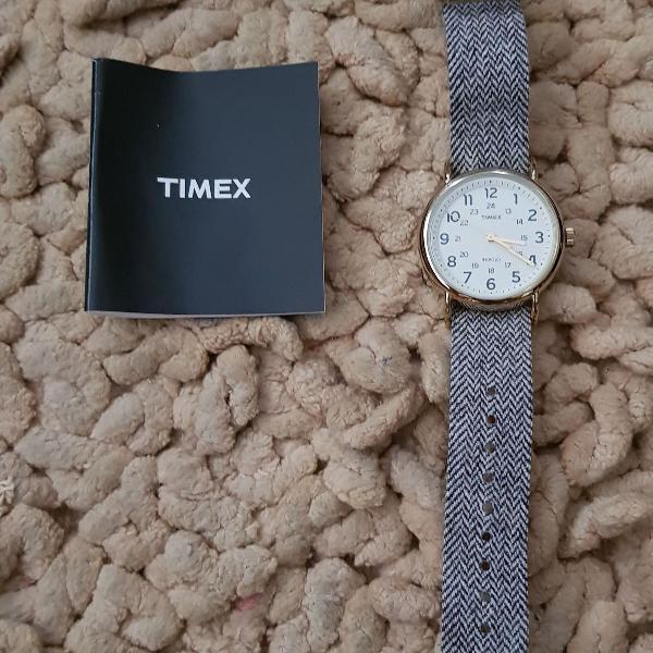 Relógio timex unissex