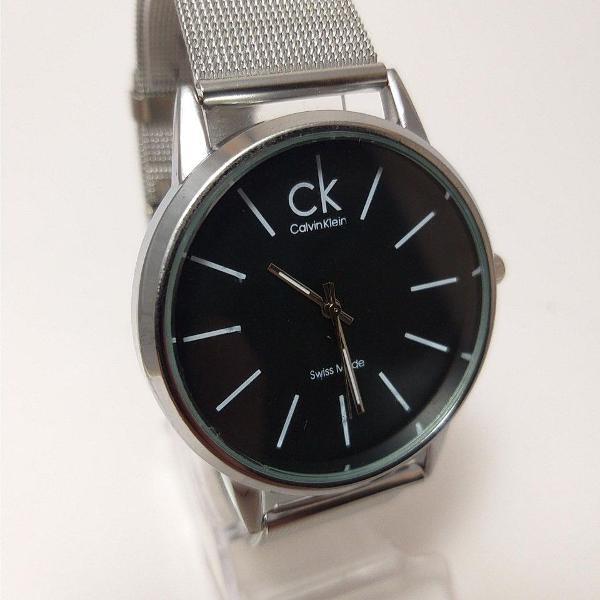 Relógio unisex pronta entrega em 24hrs queima de estoque