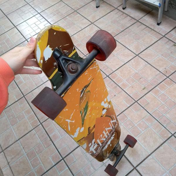 Skate longboard erinn