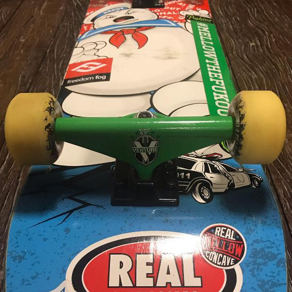 Skate real skateboards