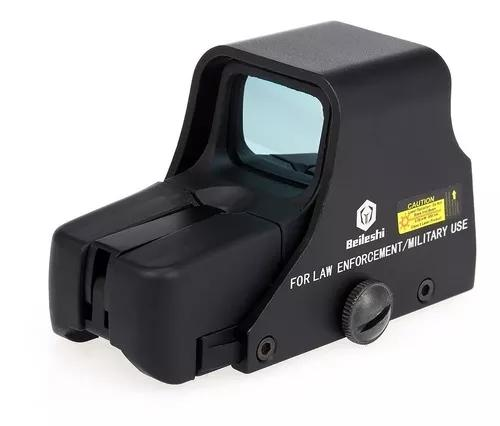 Tica de 20mm red green dot scope riflescope