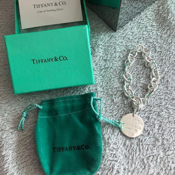 Tiffany pulseira