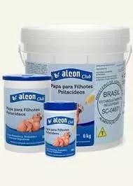Alcon club papa para filhotes psitacideos 6kg