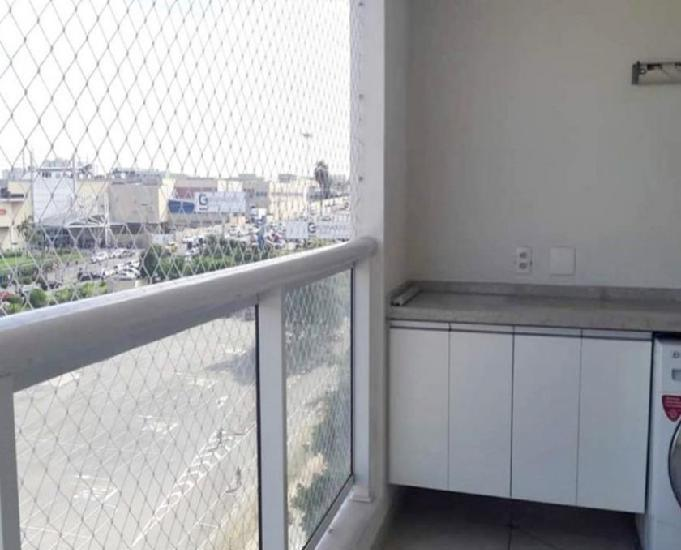 Apartamento compasso 61m próx shop internacional 370mil